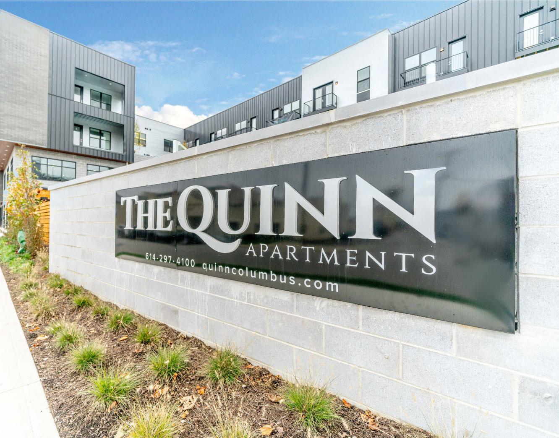 Fine Apartment Complexes Grandview Ohio The Quinn Home Interior And Landscaping Mentranervesignezvosmurscom